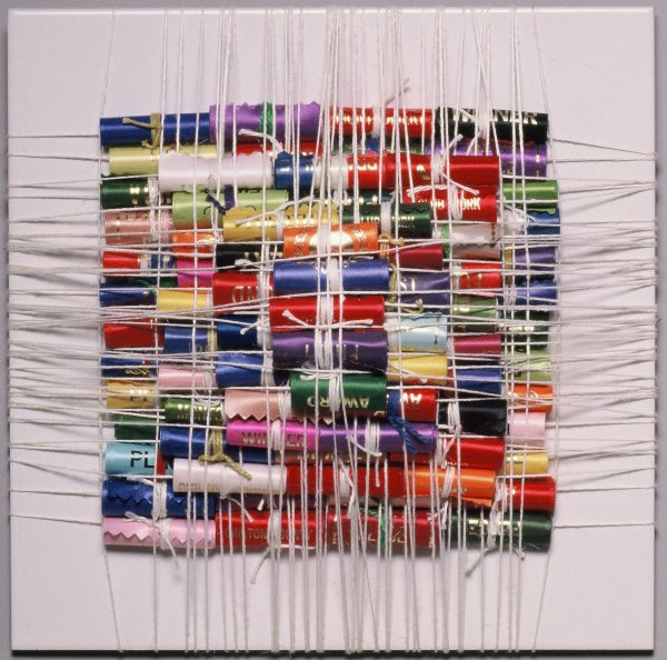 "Ellen Kochansky's ""Weaving"""